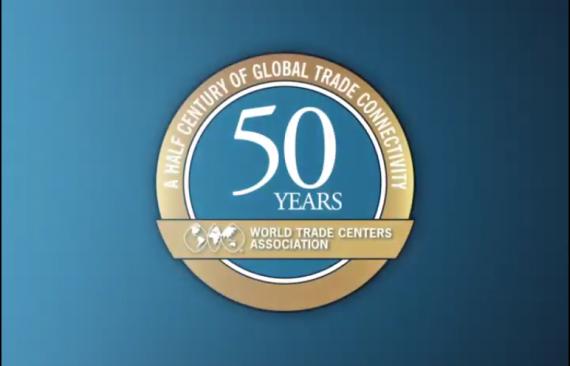 Асоциацията на световните търговски центрове (WTCA) навърши 50 години!